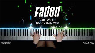 Alan Walker - FADED | PIANO COVER by Pianella Piano