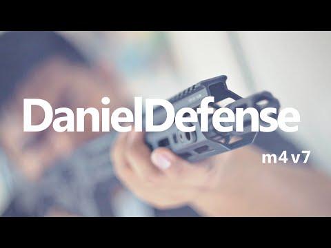 Daniel Defense m4 v7 Unboxing + Overview