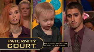 Man Denies Baby After 2 Week Fling, The Mom & HIS Mom Come To Court (Full Episode) | Paternity Court