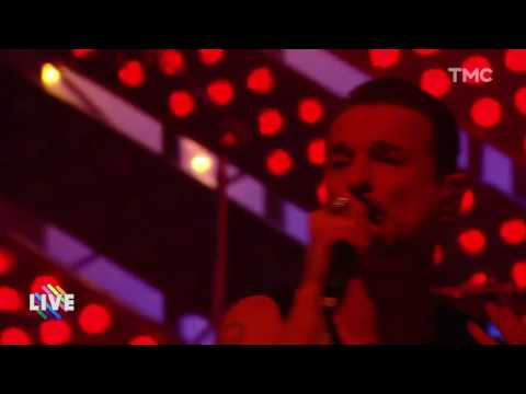 Depeche Mode - A Pain That I'm Used To (21/03/2017)(Paris)