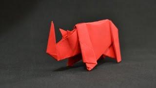 Origami: Rhino