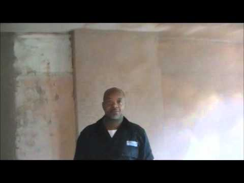 removal of arched and corner chimney breast youtube. Black Bedroom Furniture Sets. Home Design Ideas