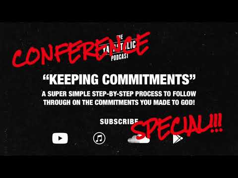 HOW TO FOLLOW THROUGH ON YOUR COMMITMENTS YOU MADE TO GOD | Yapastolic Podcast #016 from YouTube · Duration:  1 hour 2 minutes 25 seconds