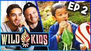 """""""DU HAR KOMMIT HIT MED EN JÄVLA MASSA SKIT"""" - Wild Kids ep. 2"""