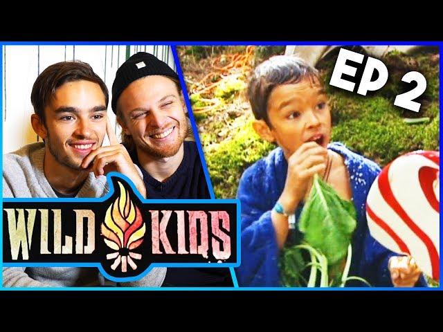DU HAR KOMMIT HIT MED EN JÄVLA MASSA SKIT - Wild Kids ep. 2