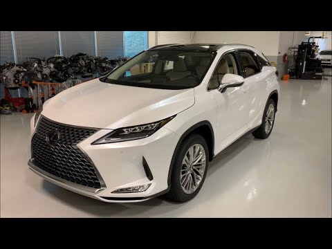 What's New? 2020 Lexus RX Overview