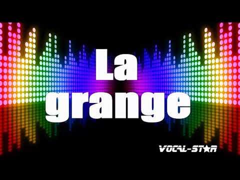 Z Z Top - La Grange (Karaoke Version) With Lyrics HD Vocal-Star Karaoke