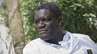 Dr Denis Mukwebe hailed as Sakharov Prize winner