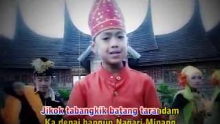 BANGUN NAGARI MINANG / VCL / FIPO / Lagu Karya Cipta : R.E Odong (R.E Odong Production)
