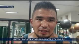 Дастан Шаршеев реваншка даяр.