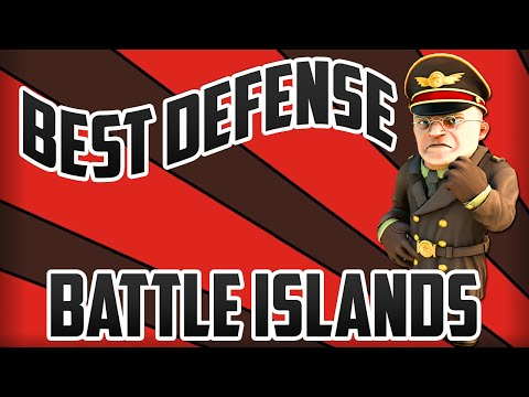 BEST DEFENSE | BATTLE ISLANDS