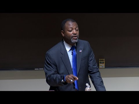 Distinguished Speaker Series Presents: Malcolm Nance - YouTube
