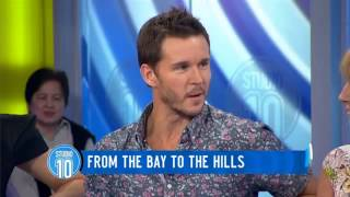 Ryan Kwanten: From The Bay To The Hills