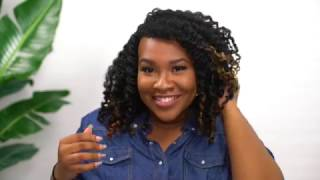 How to Style a Twist Out for Long Hair | Sephora