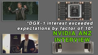 nvidia dgx 1 launches in australia nvidia anz interviewed