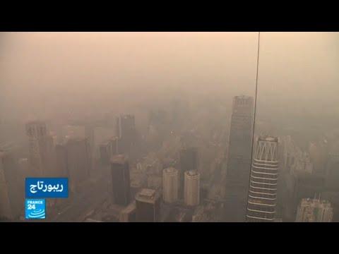 ...-التنين الأصفر- يعصف بصحراء الصين ويتسبب في تهجير سكا  - 20:22-2018 / 1 / 19