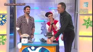 Abraham Mateo - Artista invitado en el Especial Reyes 2014 de Menuda Noche