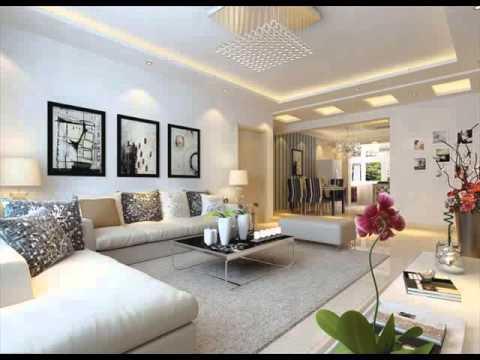 design interior untuk ruang tamu kecil Tarra Budiman ...