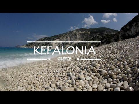 Holiday 2016 | KEFALONIA GREECE | GoPro Hero HD