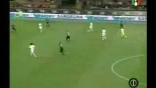 Finale Supercoppa Italiana 25/08/2006 INTER 4-3 ROMA 1° t