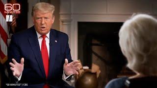 Trump's '60 Minutes' Meltdown
