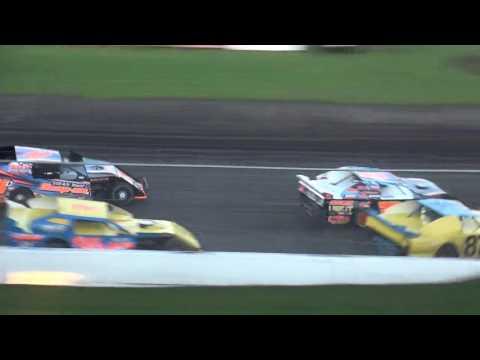 IMCA Sport Mod Heats Benton County Speedway 9/18/16