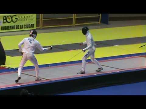 Bogota Grand Prix 2009 - TEAMS  FINAL FRANCE vs ITALY 2/9 & 3/9