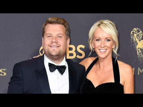 James Corden and Wife Julia Welcome Baby No. 3!