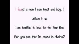 Christina Aguilera Bound to you karaoke.mp4