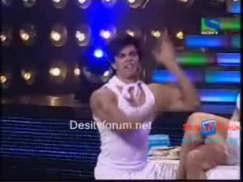 Karan Singh Grover JDJ 3 (10th Performance)