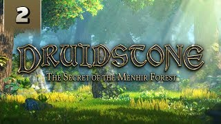 [2] Let's Try: Druidstone: The Secret of the Menhir Forest