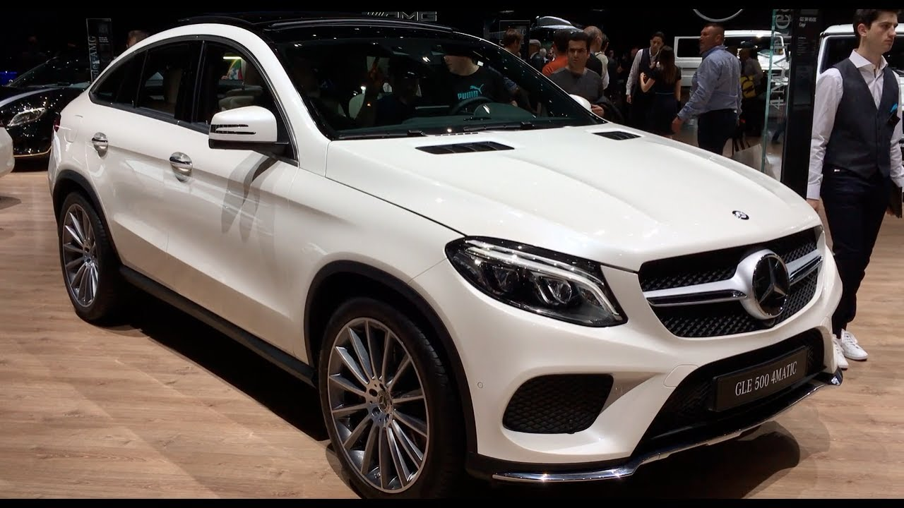 Mercedes benz gle 500 4matic coup 2017 in detail review for Mercedes benz detailing