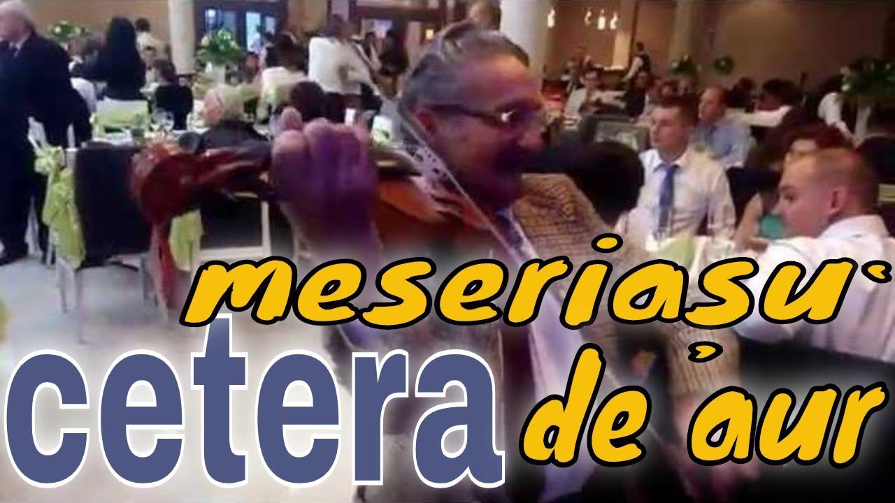muzica populara meseriasu cu cetera de pe Somes Transilvania