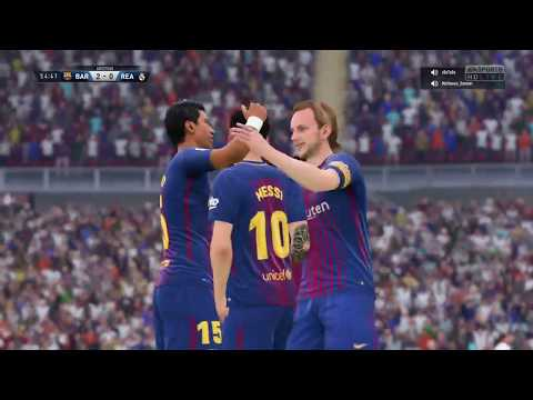 FIFA 18 _  X1 com Matheus (Noob Perfect)