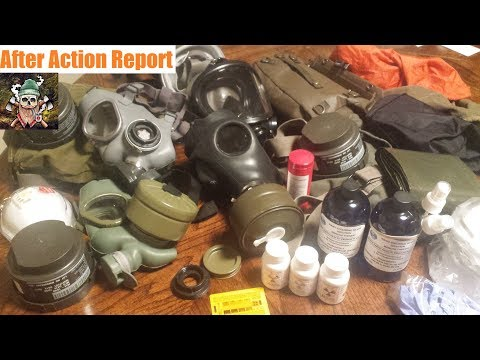 After Action Report - SHTF Eastman Chemical Plant Explosion