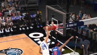 Schiacciata Spettacolare NBA 2K15