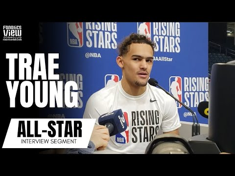 Trae Young on His Last Conversation with Kobe Bryant & Relationship with Luka Doncic