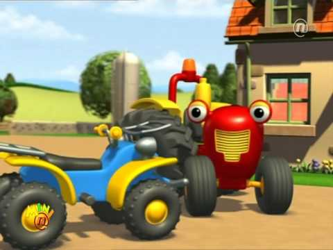 Traktor Tom - Igra skrivaca