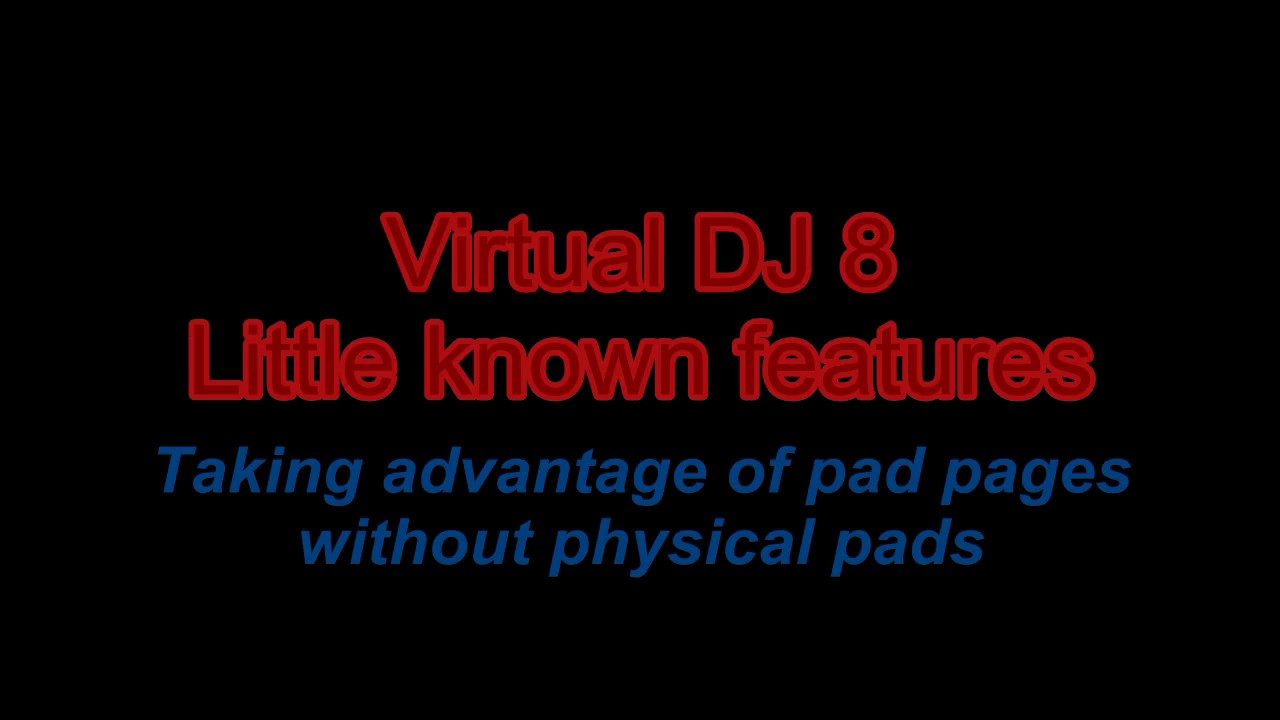 virtualdj 8 getting started In this review, we discuss virtual dj 8 software, a long-awaited version from industry innovators after 2 years of anticipation and faced with incredibly high expectations, did they succeed.