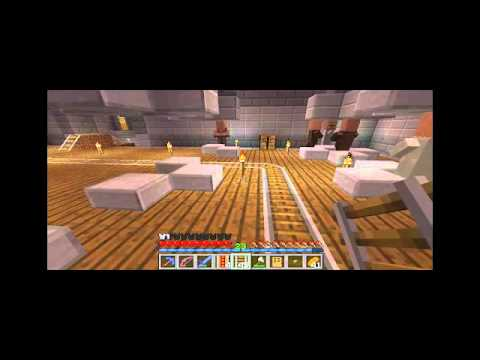 Atraides Plays Minecraft SMP: Trade Office