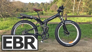 MOAR 24/7 Video Review - Full Suspension Fat Ebike Indiegogo