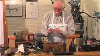 Brownells - Jack Rowe, Master Gunsmith Series, Strip and Clean Box Lock. Part 2 of 5.