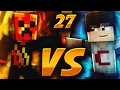 GANK PVP AGAINST CLICKBAIT!   Minecraft FACTIONS #27 (CosmicPvP Ice Planet)