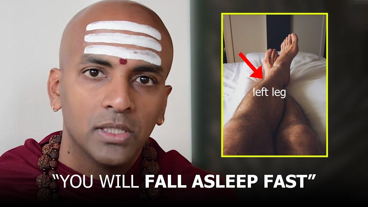 Dandapani : How To Fall Asleep Fast