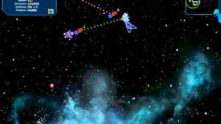 Space Rangers 2 gameplay Liberation 01