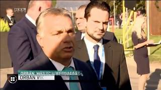Orbán: Más ez a befogadás 2018-01-19