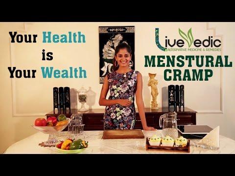 DIY: Natural Home Remedies for Menstrual Cramps | LIVE VEDIC