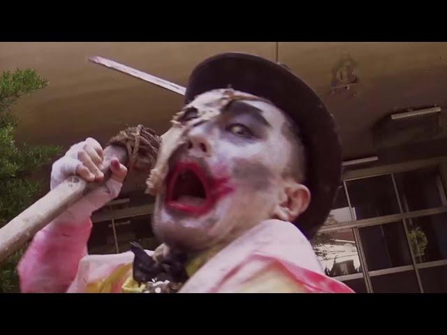 白石晃士監督が放つ4DXホラー!映画『ボクソール★ライドショー~恐怖の廃校脱出!~』予告編