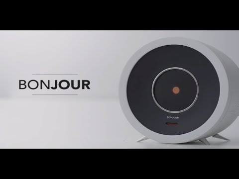 Bonjour World's Smartest Alarm Clock With Artificial Intelligence