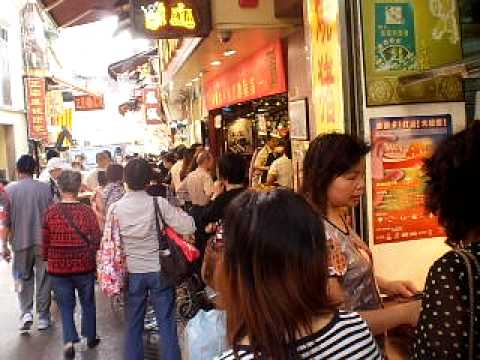 Food trip in Macau